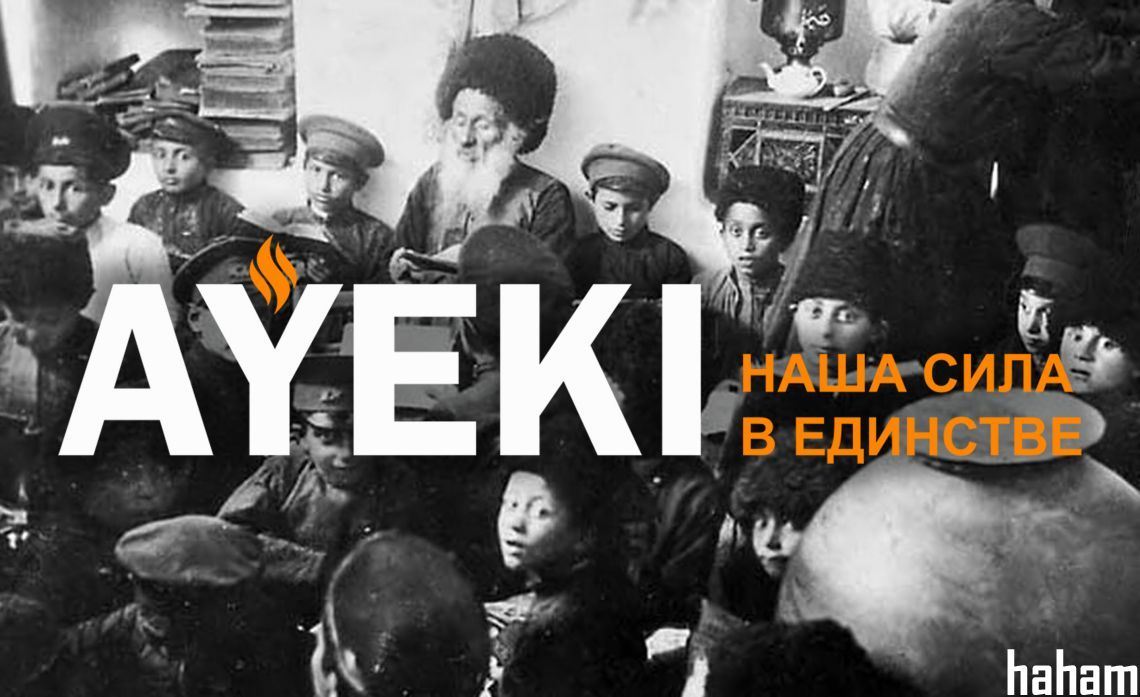 Объединение горских евреев АЕКИ
