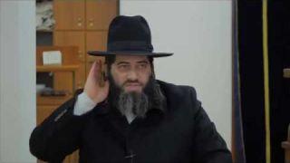 Рав Ронен Шаулов - Зера ле батала - Самый важный урок для каждого еврея !!! 20-12-2016 petegorsk